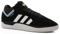 Adidas Tyshawn Pro Skate Shoes - core black/footwear white/light blue
