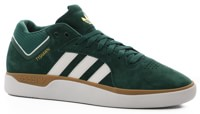 Adidas Tyshawn Pro Skate Shoes - collegiate green/footwear white/gum