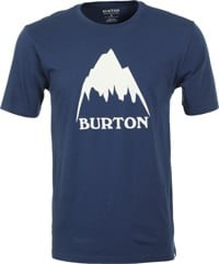 Burton Classic Mountain High T-Shirt - dress blue
