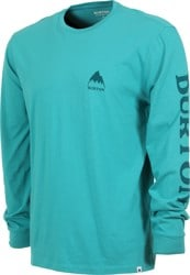 Burton Elite L/S T-Shirt - green-blue slate