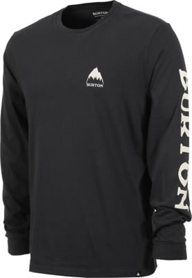 Burton Elite L/S T-Shirt - true black - view large