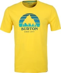 Burton Underhill T-Shirt - maize