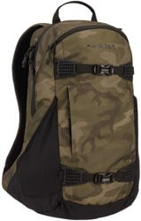Burton Day Hiker 25L Backpack - worn camo print