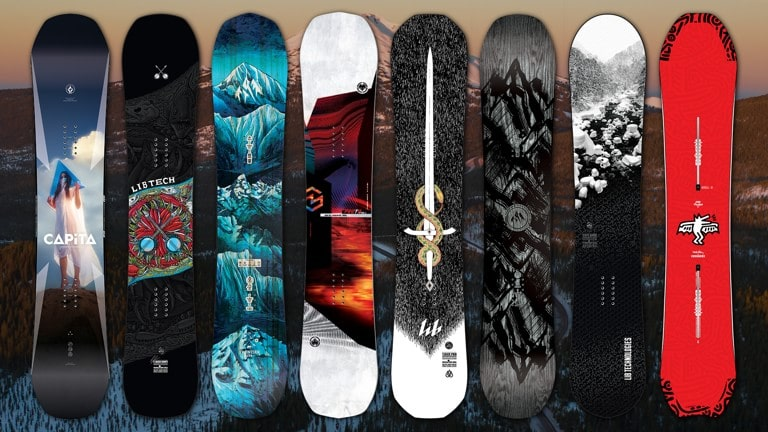 Best Snowboards 2020.Best All Mountain Snowboards Tactics Picks For 2020
