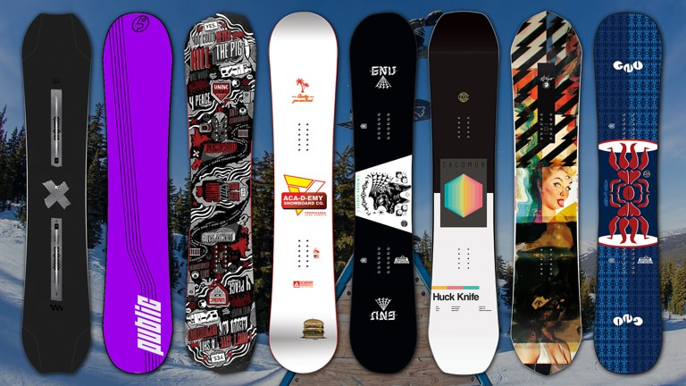 Best Snowboards 2020.Best Park Freestyle Snowboards Tactics Picks For 2020