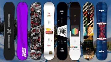 Best Park & Freestyle Snowboards | Tactics Picks for 2020