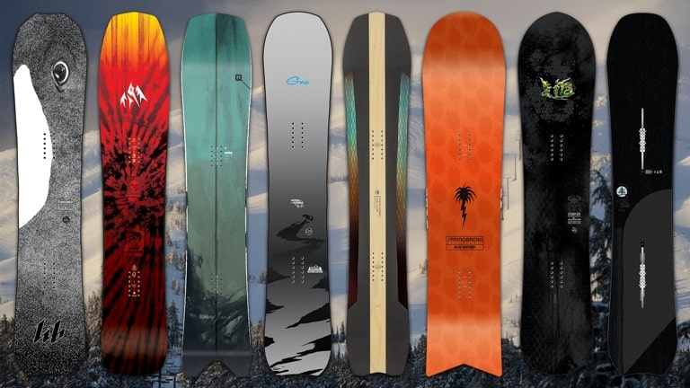 Best Snowboards 2020.Best Powder Snowboards Tactics Picks For 2020
