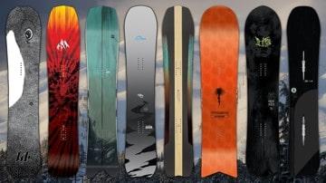 Best Powder Snowboards 2020 2020 best snowboards | Tactics Blog