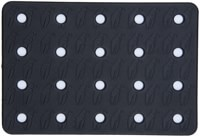 Crab Grab Holey Sheet! Stomp Pad - black/white