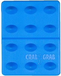 Crab Grab Mini Shark Teeth Stomp Pad - bluetooth