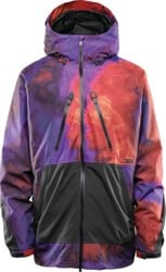 Thirtytwo Mullair Jacket - black/purple