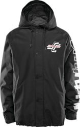 Thirtytwo Santa Cruz Grasser Jacket - black