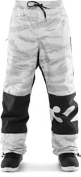 Thirtytwo Sweeper Pants - white/camo