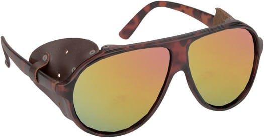 Airblaster Polarized Glacier Sunglasses - tortoise - view large