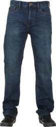 RVCA Weekend Jeans - oil blue