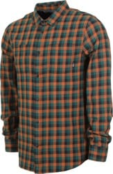 Vans Alameda II Flannel Shirt - argan oil