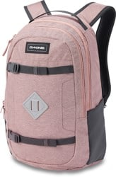 DAKINE URBN Mission 18L Backpack - woodrose
