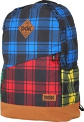 DGK Mismatch Backpack - multi
