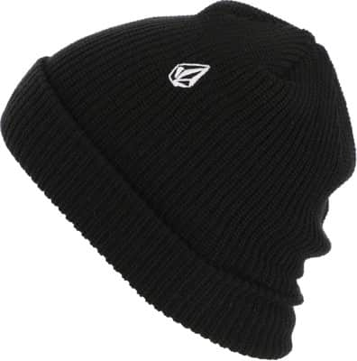 Volcom Full Stone Beanie - black - view large