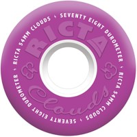 Ricta Cloud Skateboard Wheels - purple (78a)