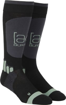 Burton AK Endurance Snowboard Socks - true black - view large