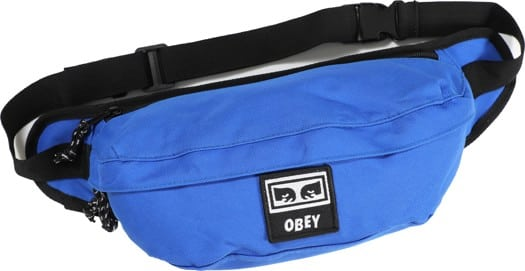 Obey Takeover Sling Bag - blue - view large