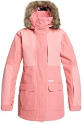 DC Shoes Panoramic Insulated Jacket - dusty rose