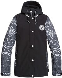 DC Shoes DCLA WMN Insulated Jacket - black