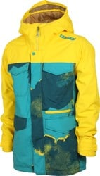 Burton Covert Jacket - 92 air/maize