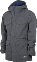 Burton Covert Jacket - denim