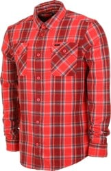 RVCA That'll Work Flannel - baked apple