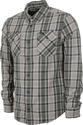 RVCA That'll Work Flannel - smoke