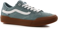 Vans Berle Pro Skate Shoes - (gum) smoke blue