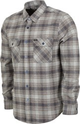 Brixton Bowery Flannel - twilight blue