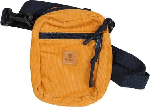 Brixton Main Label Hip Pack - maize - view large