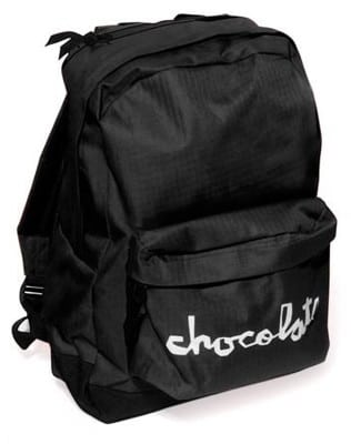 Chocolate Chunk Simple Backpack - black - view large