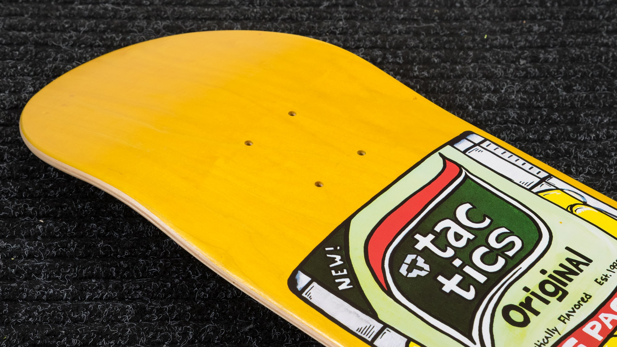 Choosing A Skateboard Deck | Tactics