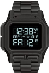 Nixon Regulus SS Watch - all black