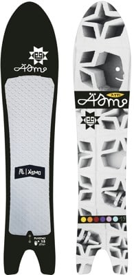 Aesmo Phantom Factory Line Pow Surfer Snowboard 2020 - view large