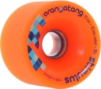 Orangatang Stimulus Freeride Longboard Wheels - orange (80a)