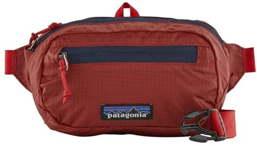 Patagonia Ultralight Black Hole Mini Hip Pack - rincon red - view large