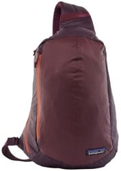Patagonia Ultralight Black Hole Sling - deep plum