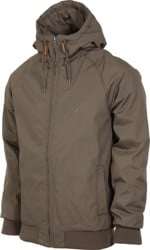 Volcom Hernan 5K Jacket - major brown