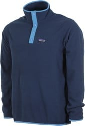 Patagonia Micro D Snap-T Pullover - new navy