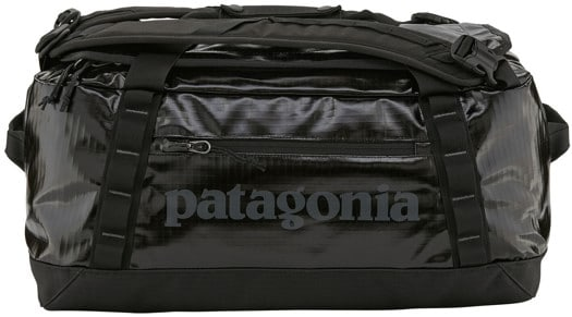 Patagonia Black Hole Duffel 40L Duffle Bag - black - view large