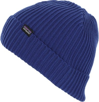 Patagonia Fisherman's Rolled Beanie - cobalt blue - view large