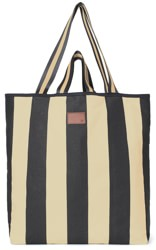 Brixton Lucinda Tote Bag - black/light khaki