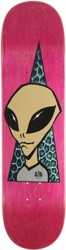 Alien Workshop Visitor 8.25 Skateboard Deck - pink