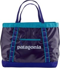 Patagonia Black Hole Gear Tote Duffle Bag - cobalt blue