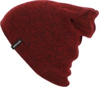 Never Summer Solid Beanie - burgundy